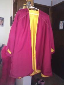 Quiddich Robes