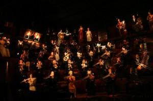 Mannequin orchestra